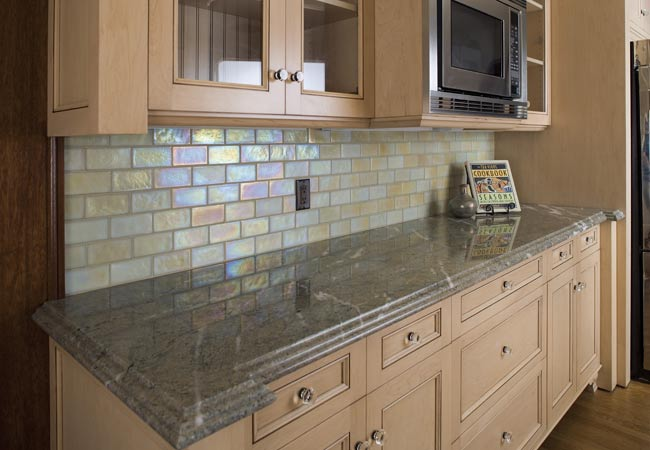 Backsplash Tips & Trends